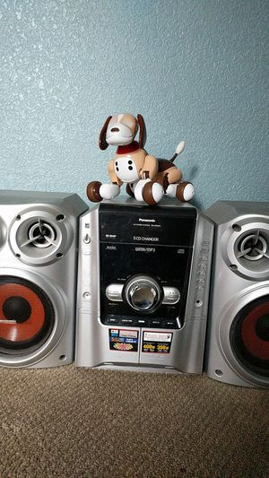 Panasonic CD stereo system for Sale in Kent, WA