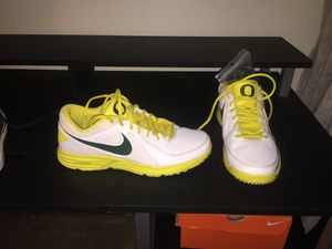 Official Team Issued Oregon Nike's size 9 for Sale in San Francisco, CA