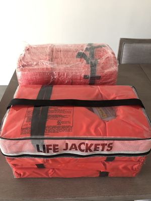 Life Jackets for Adults for Sale in Miami, FL