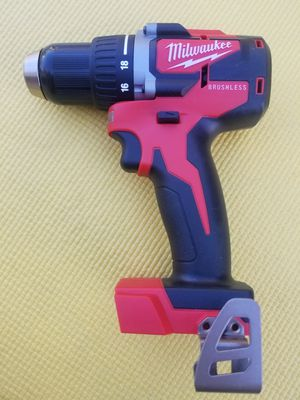M18 Milwaukee Brushless Drill Brand NEW Tool only for Sale in Bakersfield, CA