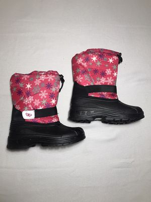 Girls Snow Boots, Size 4 for Sale in Acworth, GA