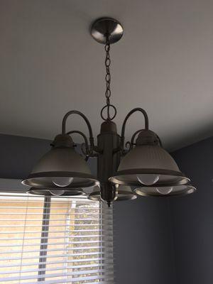 5 Light Chandelier for Sale in Lakewood, CA