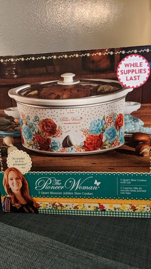Crock-Pot 5 quart slow cooker for Sale in Oceanside, CA
