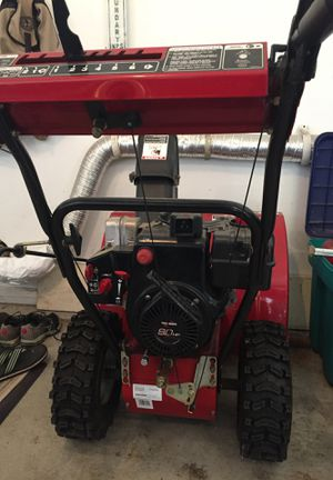 "Craftsman 9 HP 28"" Tecumseh snowblower... for Sale in Natick, MA"