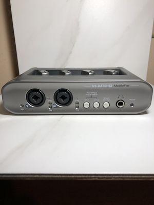 M-Audio Mobile Pre ( Audio Recording Interface) for Sale in La Mirada, CA