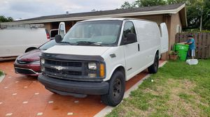 Chevy 3500 Express for Sale in Sunrise, FL
