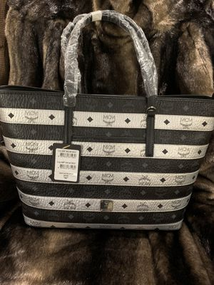 MCM Spot Viseto Medium Tote Bag for Sale in Rancho Cordova, CA