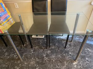 Glass kitchen table for Sale in St. Louis, MO