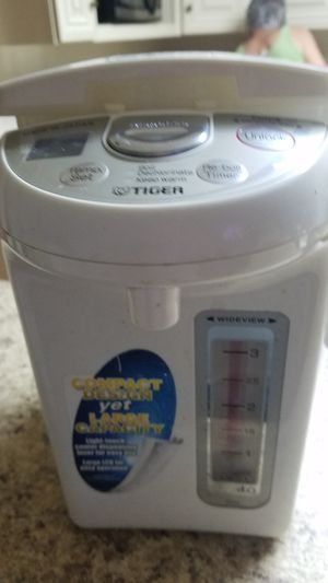 Tiger 4 liter hot water heater for Sale in PA, US