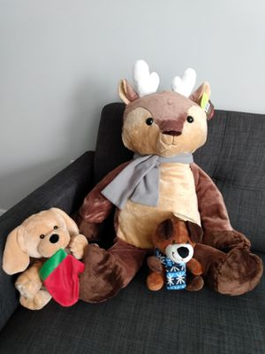 stuffed animals for Sale in Rockville, MD