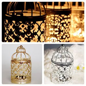 Gold or silver Candle holders wedding table decor $8-$16 for Sale in Newsoms, VA