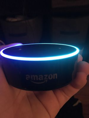 Amazon Alexa Speaker for Sale in Alexandria, VA