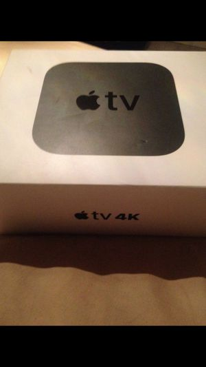 Apple TV 64 GB for Sale in Hollywood, FL