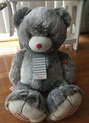 NEW Kaloo Very large Bear Plush Stuffed Animal for Sale in Herndon, VA