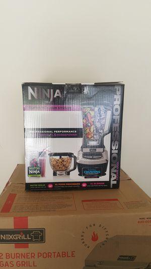 Ninja blender new for Sale in Houston, TX