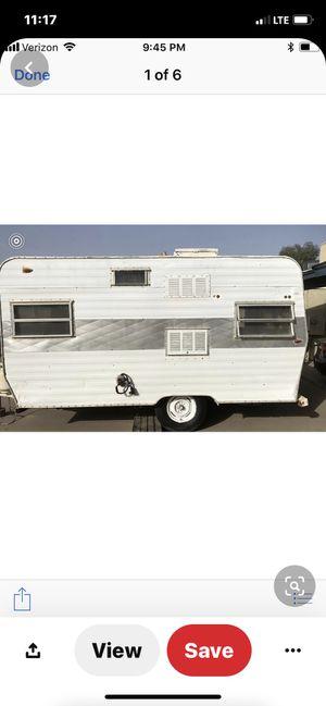 Vintage RV Travel Trailer for Sale in Phoenix, AZ
