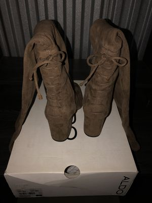 ALDO THIGH HIGH BOOTS for Sale in New Brunswick, NJ