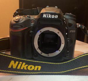 Nikon d7200 for Sale in Sylmar, CA