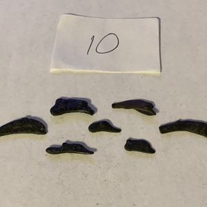 Ancient Greece Coins Lot Of 7 Olbia Dolphin 5th Century BC Bronze (10) for Sale in Modesto, CA