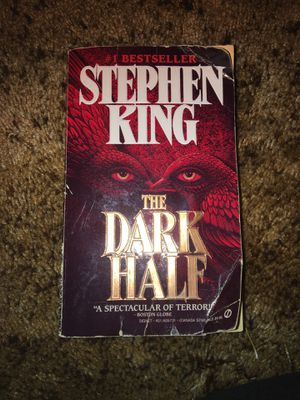 Stephen King The Dark Half for Sale in Seneca, MO
