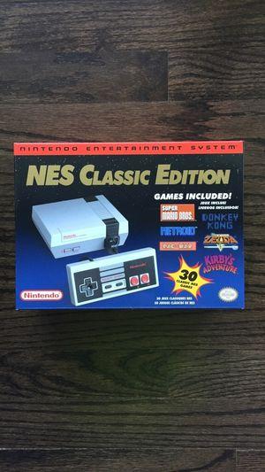 Nintendo NES Classic Mini for Sale in Atlanta, GA