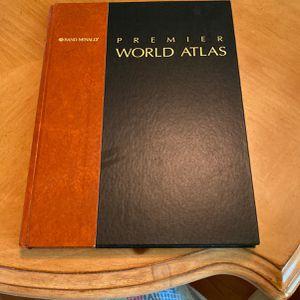 Hardcover World Atlas for Sale in Largo, FL