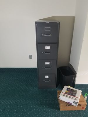 Filing cabinets, 4 in total for Sale in South Williamsport, PA