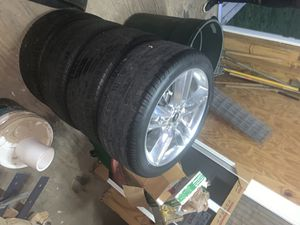 2019 Mustang rim and tires for Sale in Miami, FL