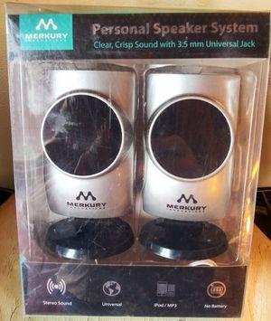 Merkury Personal Speaker System for Sale in Waterford Township, MI