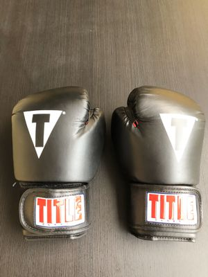 Title Boxing Gloves for Sale in Miami, FL
