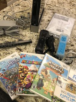 Wii Console, Controllers & Games for Sale in Seattle,  WA