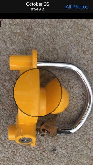 Trailer attachment Lock for Sale in Coconut Creek, FL