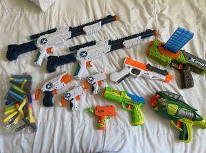 Nerf Guns Lot for Sale in Costa Mesa, CA