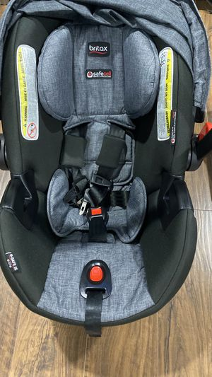 Britax car seat for Sale in Raleigh, NC