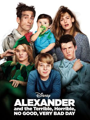 Alexander and the Terrible, Horrible, No Good, Very Bad Day HD Digital Movie Code for Sale in Fort Worth, TX