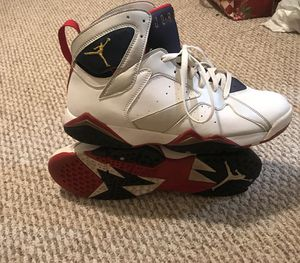 "Jordan ""Olympic"" VI OGs sz. 13 Foamposite Lebron Kobe for Sale in Fort Washington, MD"