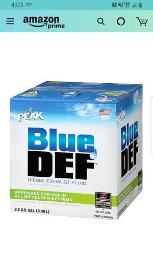 Peak blue def for Sale in Kent, OH