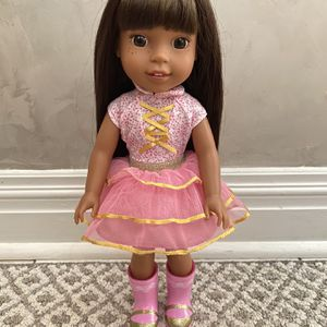 "American Girl ""Ashlyn"" Wellie Wisher for Sale in Lincoln Park, NJ"