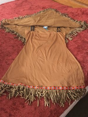 Pocahontas costume for Sale in Anaheim, CA