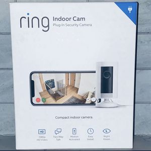RING SECURITY CAMERA💫 for Sale in Romeoville, IL