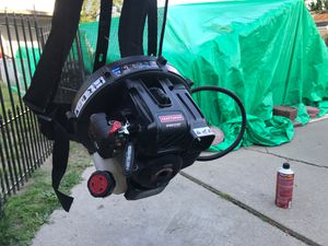 Backpack blower for Sale in Detroit, MI