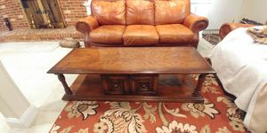 Coffee Table with Two Matching End Tables for Sale in Gambrills, MD