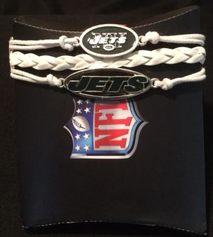 New York Jets Official NFL Bracelet/Memorabilia/Collectible - New/Limited Supply! for Sale in Melbourne, FL