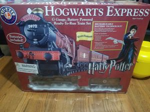 Lionel Harry Potter Hogwarts Express train for Sale in Brooklyn Park, MD