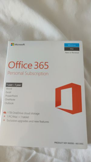 Office 365 for Sale in Hillsborough, NC