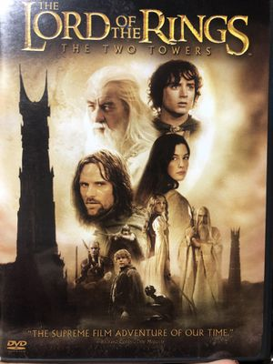 DVD / the lord of the rings for Sale in Los Angeles, CA
