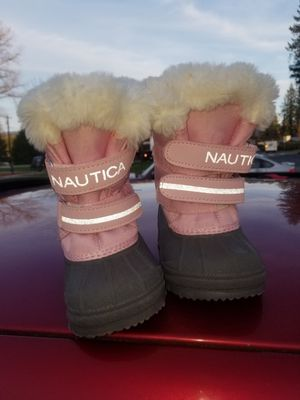 Nautica children's snow boots for Sale in Sultan, WA