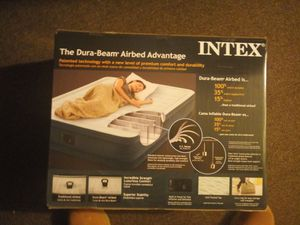 Brand new intex air mattress for Sale in Frederick, MD