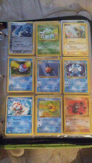 Pokemon cards for Sale in Deer Park, TX
