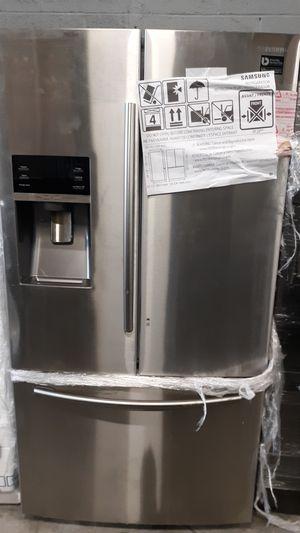 Samsung freench store refrigerator for Sale in Lorton, VA